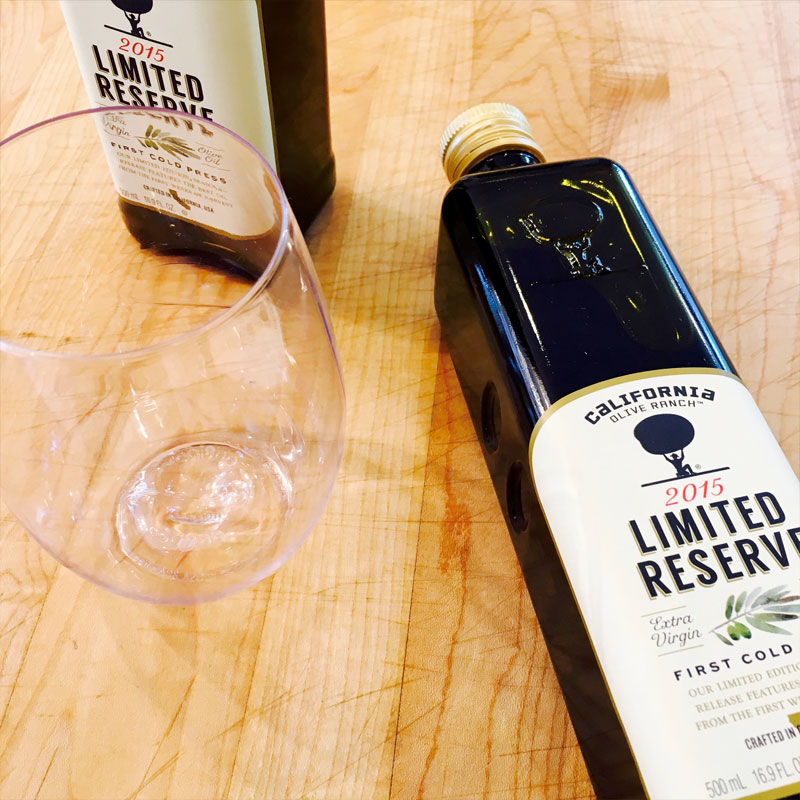 OF6 – Olio Nuovo Tasting with California Olive Ranch – from Artois CA img